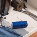 ミシンは針と糸を生地で選ぶ